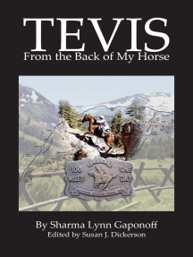 Tevis, From the Back of My Horse
