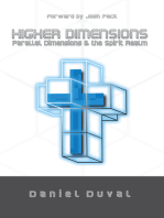 Higher Dimensions, Parallel Dimensions, and the Spirit Realm