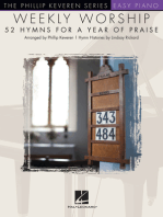Weekly Worship - 52 Hymns for a Year of Praise