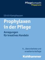 Prophylaxen in der Pflege