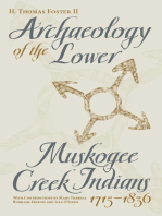 Archaeology of the Lower Muskogee Creek Indians, 1715-1836