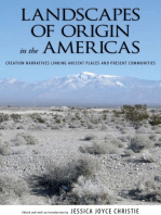 Landscapes of Origin in the Americas