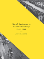 Church Resistance to Nazism in Norway, 1940-1945