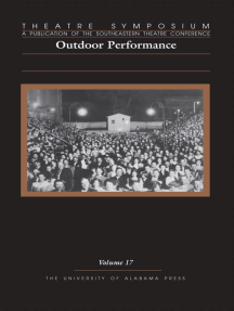 Theatre Symposium, Vol. 17: Outdoor Performance