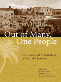 Out of Many, One People: The Historical Archaeology of Colonial Jamaica