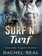 Surf n' Turf (Bayside Tigers, #1)
