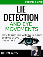 Lie Detection and Eye Movements