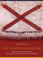 The Yellowhammer War
