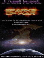 Sparks of War, Broken Power Trilogy Book 1