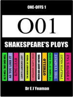 Shakespeare's Ploys (One-Off 1)