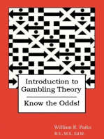 Introduction to Gambling Theory