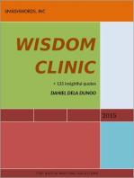 Wisdom Clinic
