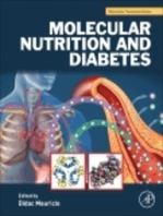 Molecular Nutrition and Diabetes: A Volume in the Molecular Nutrition Series