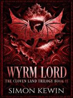 Wyrm Lord (The Cloven Land Trilogy, Book 2)