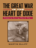 The Great War in the Heart of Dixie