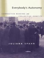 Everybody's Autonomy
