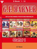 G.F. Barner Staffel 1 – Western