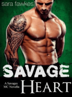 Savage Heart: A Savages MC Biker Romance