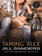 Taming Alex (West Serie, #2)
