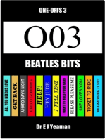 Beatles Bits (One-Offs 3)
