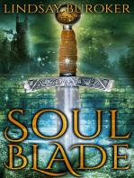 Soulblade (Dragon Blood, Book 7)