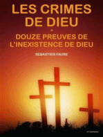 Les crimes de Dieu