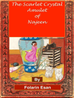 The Scarlet Crystal Amulet of Najeen