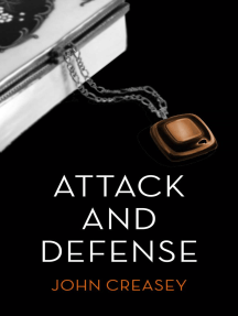Attack and Defence: (Writing as Anthony Morton)