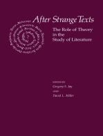 After Strange Texts