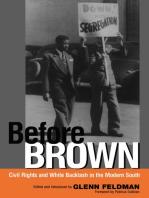 Before Brown
