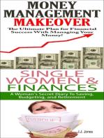 Money Management Makeover & Single Women & Finances