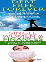 Debt Free Forever & Single Women & Finances