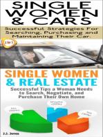 Single Women & Cars & Single Women & Real Estate