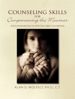 Counseling Skills for Companioning the Mourner