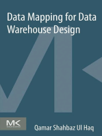 Data Mapping for Data Warehouse Design