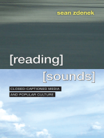 Reading Sounds