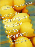 Lemon Meringue Murder