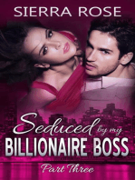 Seduced by My Billionaire Boss: The Billionaire Boss Series, #3