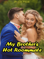Erotica: My Brother's Hot Roommate
