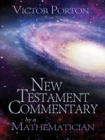 New Testament Commentary by a Mathematician