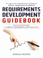 Requirements Development Guidebook