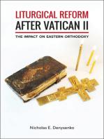 Liturgical Reform after Vatican II