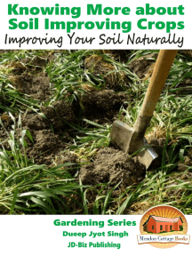 Knowing More about Soil Improving Crops: Improving Your Soil Naturally