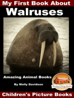 My First Book About Walruses