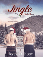 Jingle All the Mitchell Way (Mitchell - Healy Series)