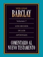 Comentario al Nuevo Testamento Vol. 7