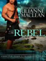 The Rebel (The Highlander Series)