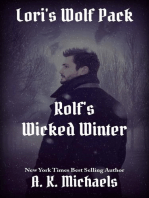Lori's Wolf Pack, Rolf's Wicked Winter: Lori's Wolf Pack, #2