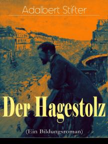 Der Hagestolz (Ein Bildungsroman): Lebensweg eines jungen Mannes