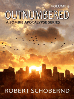 Outnumbered Volume 5, The Zombie Apocalypse Series